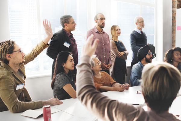 Die Online-Delegiertenwahl in Berufsverbänden ermöglicht mehr Partizipation