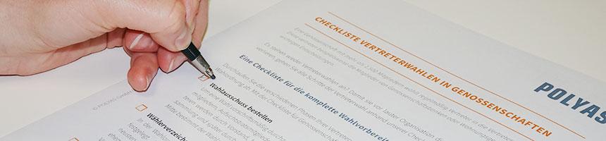 Hier finden Sie eine Checkliste für die Mitarbeiterbefragung in Ihrem Unternehmen