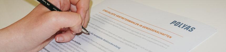 Hier finden Sie eine Checkliste für Ihre Betriebsratswahl