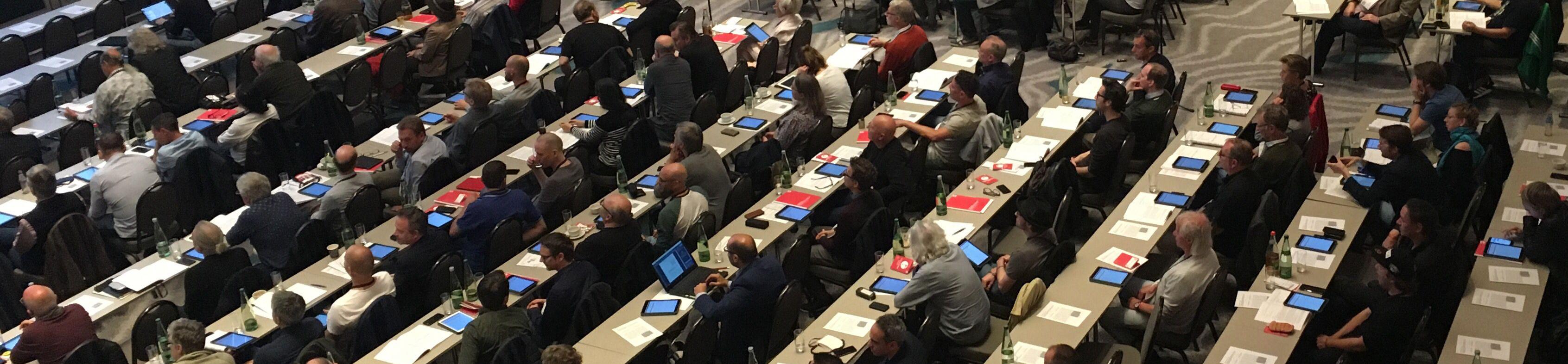 Digitale Mitgliederversammlung der GEMA