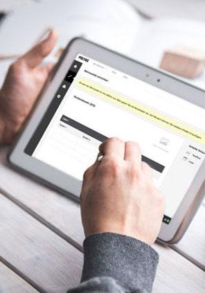 Wahlmanagement durch Online-Wahl vereinfachen