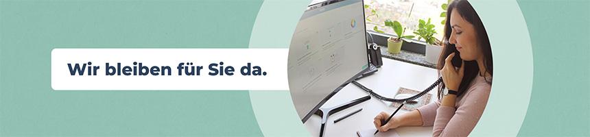 Wir bleiben für Sie da. POLYAS - Ihr Experte für sichere Online-Wahlen