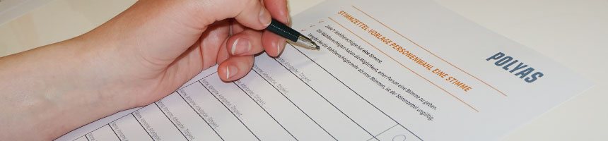 Laden Sie sich eine kostenlose Stimmzettel-Vorlage für die Generalversammlung in Ihrer Genossenschaft herunter