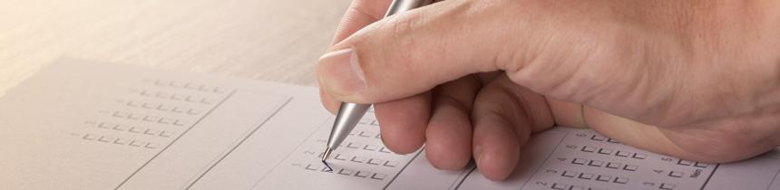Laden Sie sich kostenfreie Stimmzettel Muster für die Personenwahl herunter