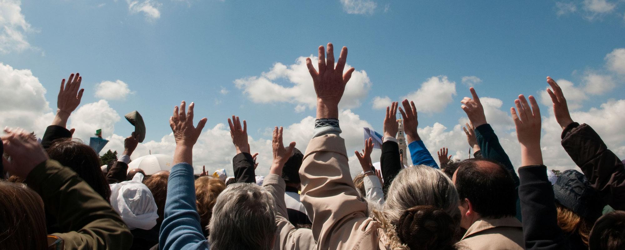 Kirchgemeinden wählen online